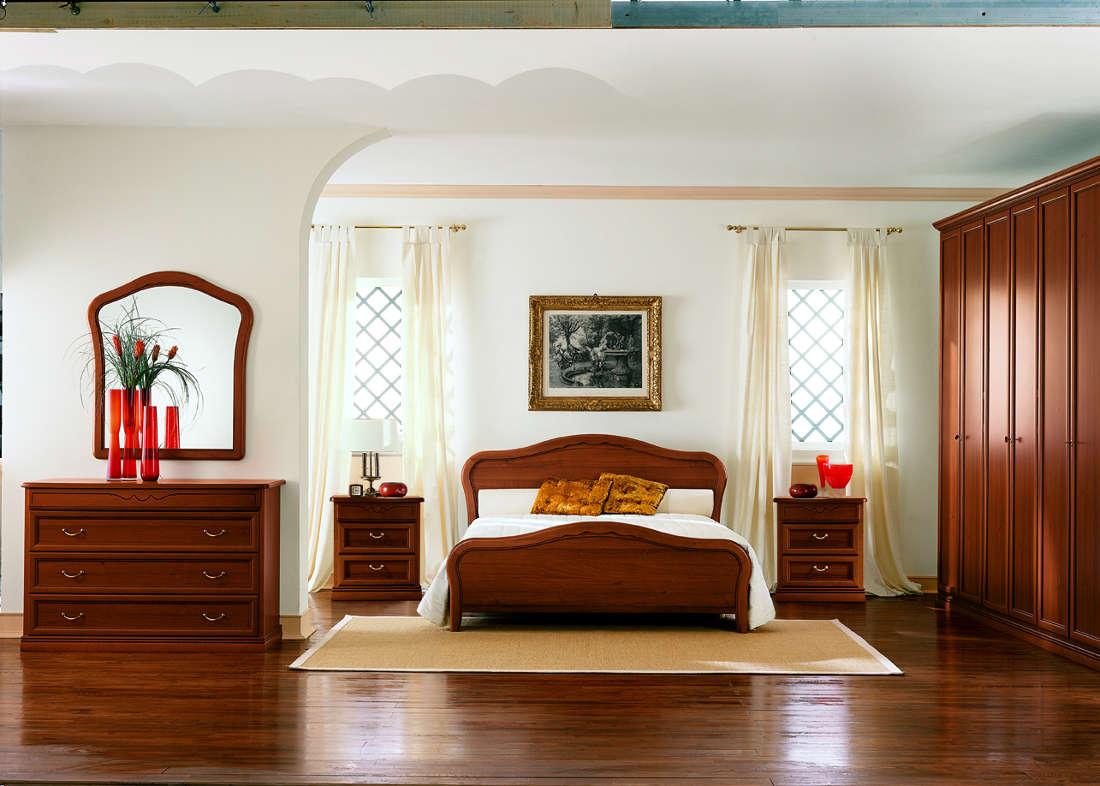 Camere mio dino arredamenti - Camera matrimoniale classica ...
